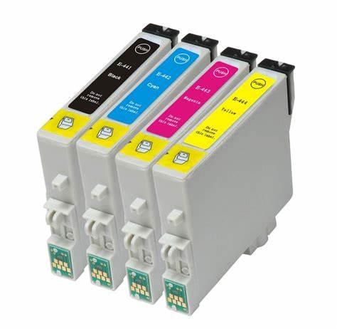 T603XLC Cartucho de tinta Cian Epson (Compatible Iberjet)