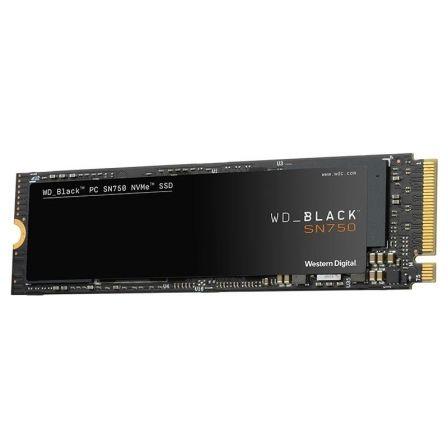 SSD M.2 2280 PCIe WD BLACK NVME SN750 250GB 3100MBS/1600MBS