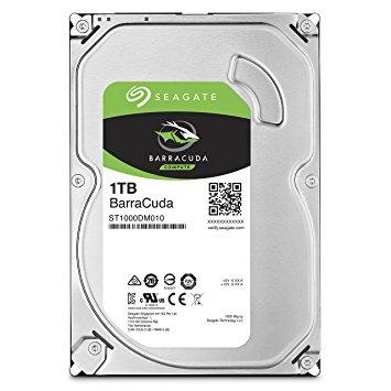 DISCO SEAGATE 1TB SATA 64MB 7200