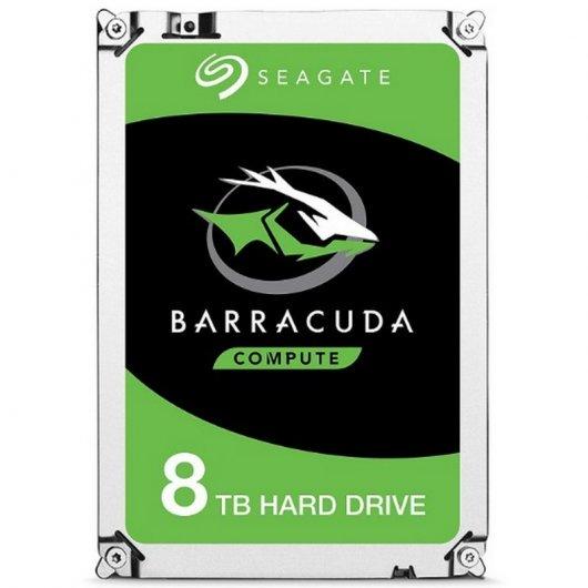 Seagate Barracuda 3.5i 8TB SATA 3