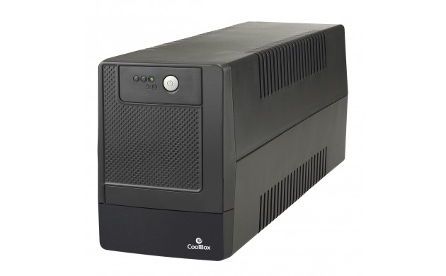 SAI UPS - 1000VA 600W Coolbox