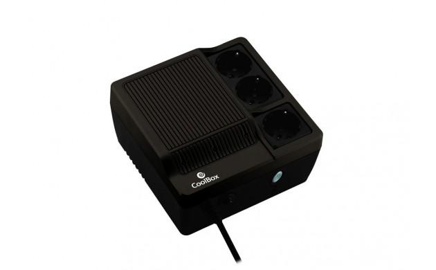 SAI-UPS 600VA 300W CoolBox Scudo 600