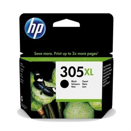 305XL Cartucho de tinta negra HP (240pg)