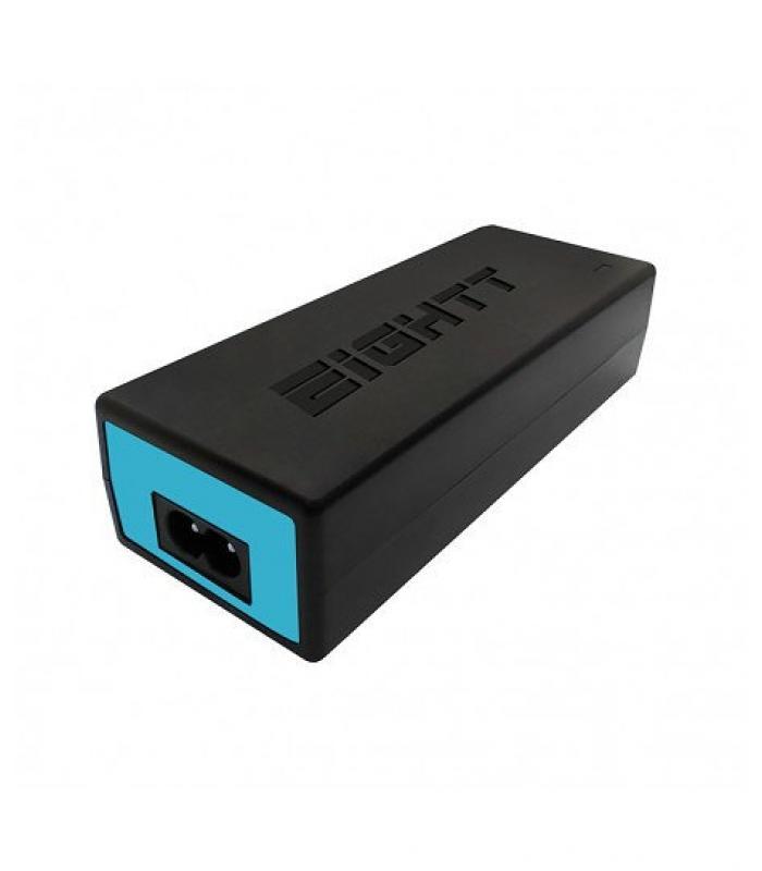 Cargador automático de portatil 90W 13 conectores Eightt