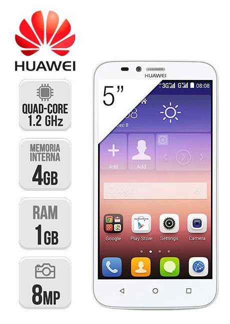 Smartphone Huawei Y625 Blanco