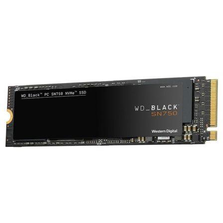 SSD M.2 2280 PCIE WD BLACK NVME SN750 500GB 3470MBS/2600MBS