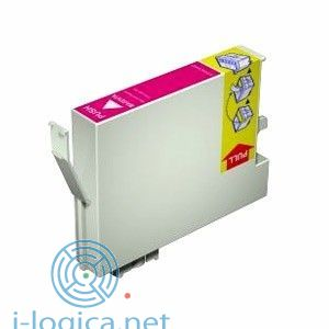 T0613 Cartucho de tinta Magenta Epson (compatible) iberjet