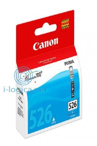 CLI-526C Cartucho de tinta azul Canon (9ml)