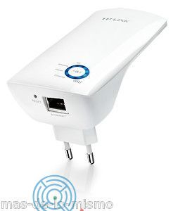 Repetidor inalámbrico universal N TP-Link (300Mbps)