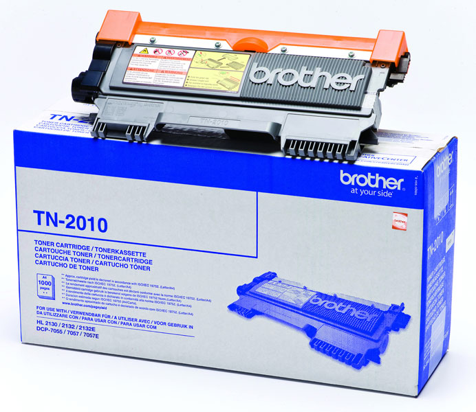 TN-2010 Toner Brother negro