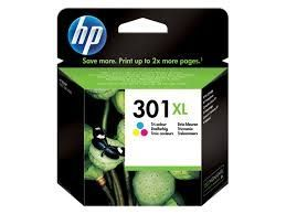301XL Cartucho de tinta color HP