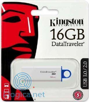 16GB Memoria USB 3.0 Kingston DTI G4 (incluye canon digital 0,29€)
