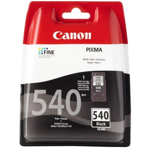 540 Cartucho de tinta negra Canon (8ml.)