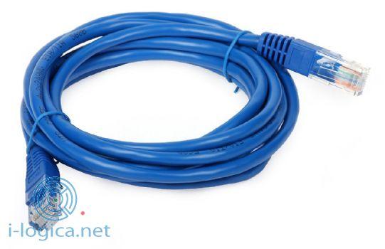 Cable de red UTP Cat5 TIPO 3M