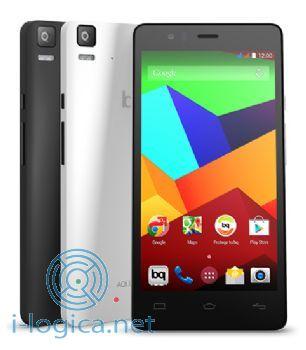 BQ Aquaris E5 4G Smartphone