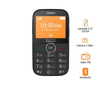 20.04C Esencial prepago de Orange Alcatel
