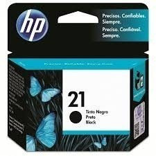 21 Cartucho tinta Negro HP (5ml 190pag)