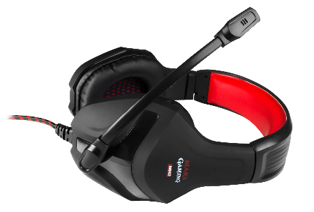 MH2 Auriculares Gaming Mars
