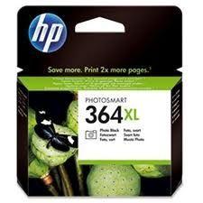 364XL Cartucho de tinta Negro HP