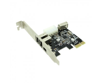 Fire Wire 3+1 puertos PCI-e aqprox