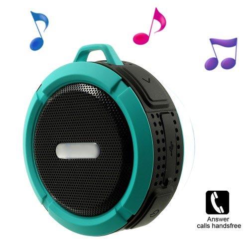 C6 Altavoz Bluetooth Resistente al agua