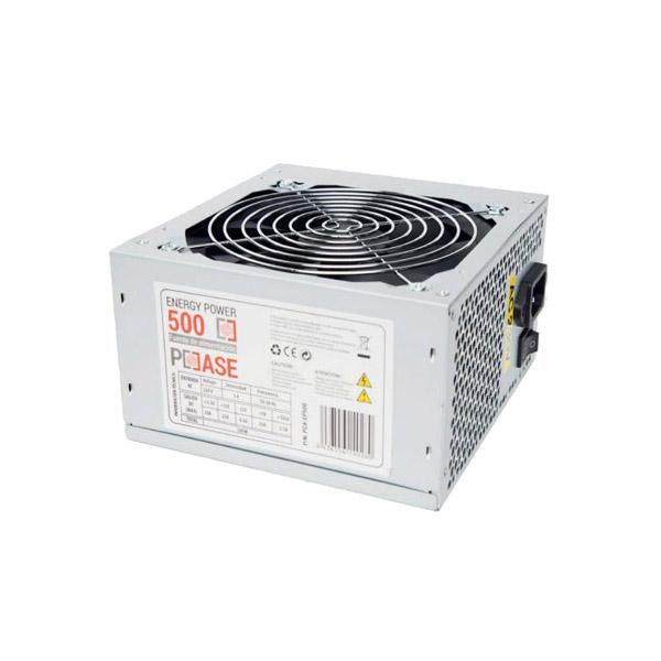 Fuente de alimentación 500W ATX PCCase