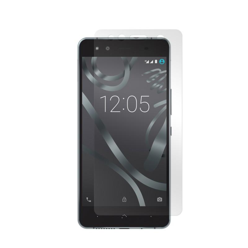 BQ Aquaris X5 Cristal protector de pantalla