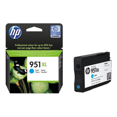 951XL Cartucho de tinta cyan HP (1500pg.)