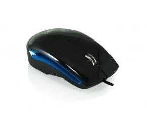 Ratón óptico cable USB 3GO