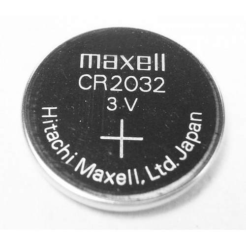 CR2032 Pila Litio 3V Maxell