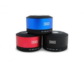 Altavoz Tempo Bluetooth 3W 3GO