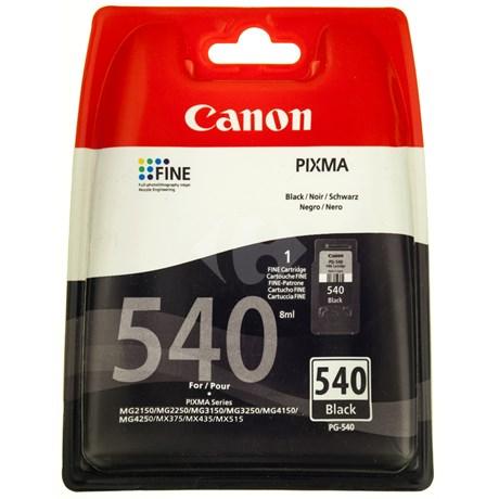 PG-540 Cartucho de tinta negra Canon (8ml)