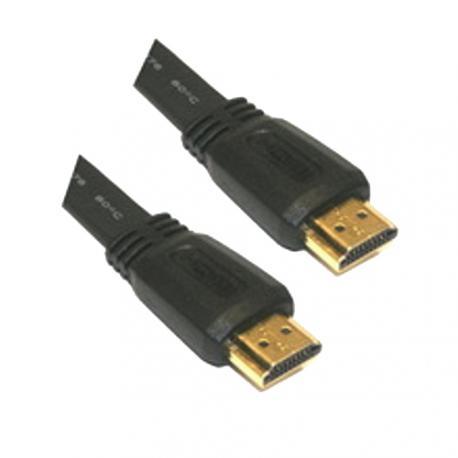 Cable HDMI Alta velocidad Macho A / Macho A 3 m. Nano Cable