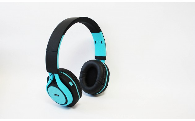 CoolHead Auriculares Bluetooth y manos libres Azul CoolBox