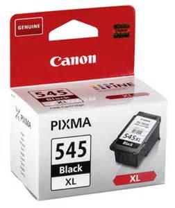 PG-545XL Cartucho de tinta negra Canon (15ml.)