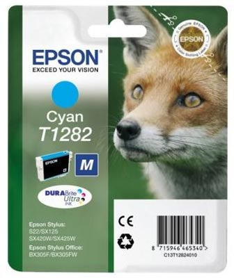 T1282 Cartucho de tinta cian Epson