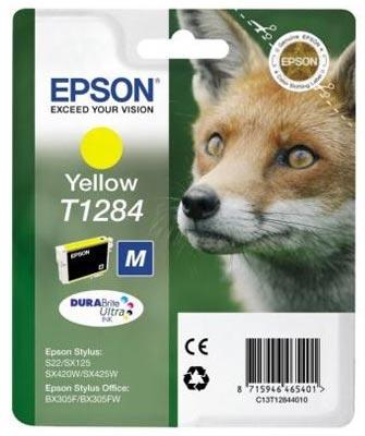 T1284 Cartucho de tinta amarillo Epson