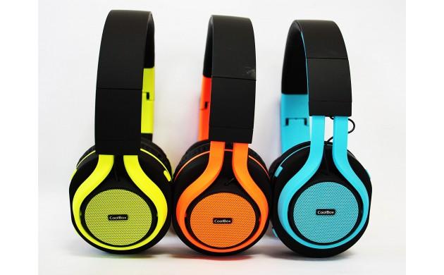 CoolHead Auriculares Bluetooth y manos libres Lima CoolBox