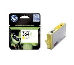 364XL Cartucho de tinta Amarilla HP