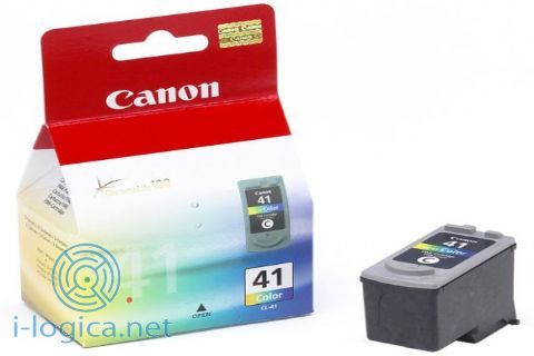 CL-41 Cartucho de tinta Color Canon (4ml)