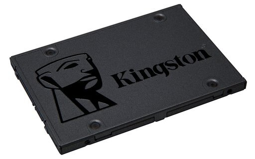 Disco sólido SSD 480GB sata A400 Kingstone